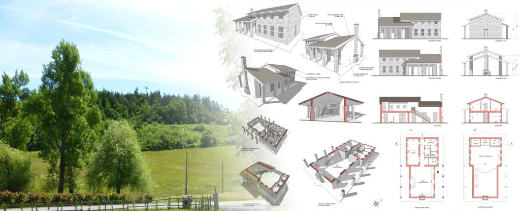 Agriturismo Piano Di Bilù_progetto